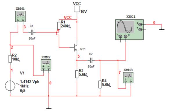 共集电极电路能实现放大功能吗?