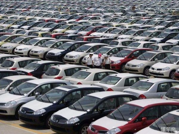 二手车市场的9成新准新车是哪里来的?