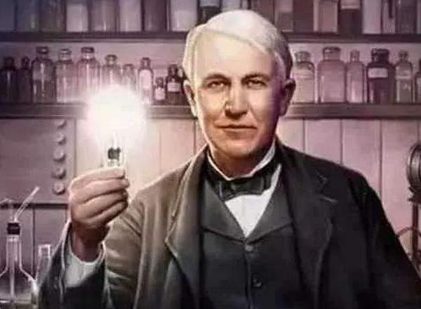 爱迪生发明电灯的故事100字到一百五十字