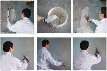 粉刷石膏怎么用?