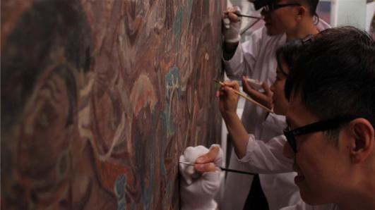 文物修復師揭秘  ——如何守護青銅時代