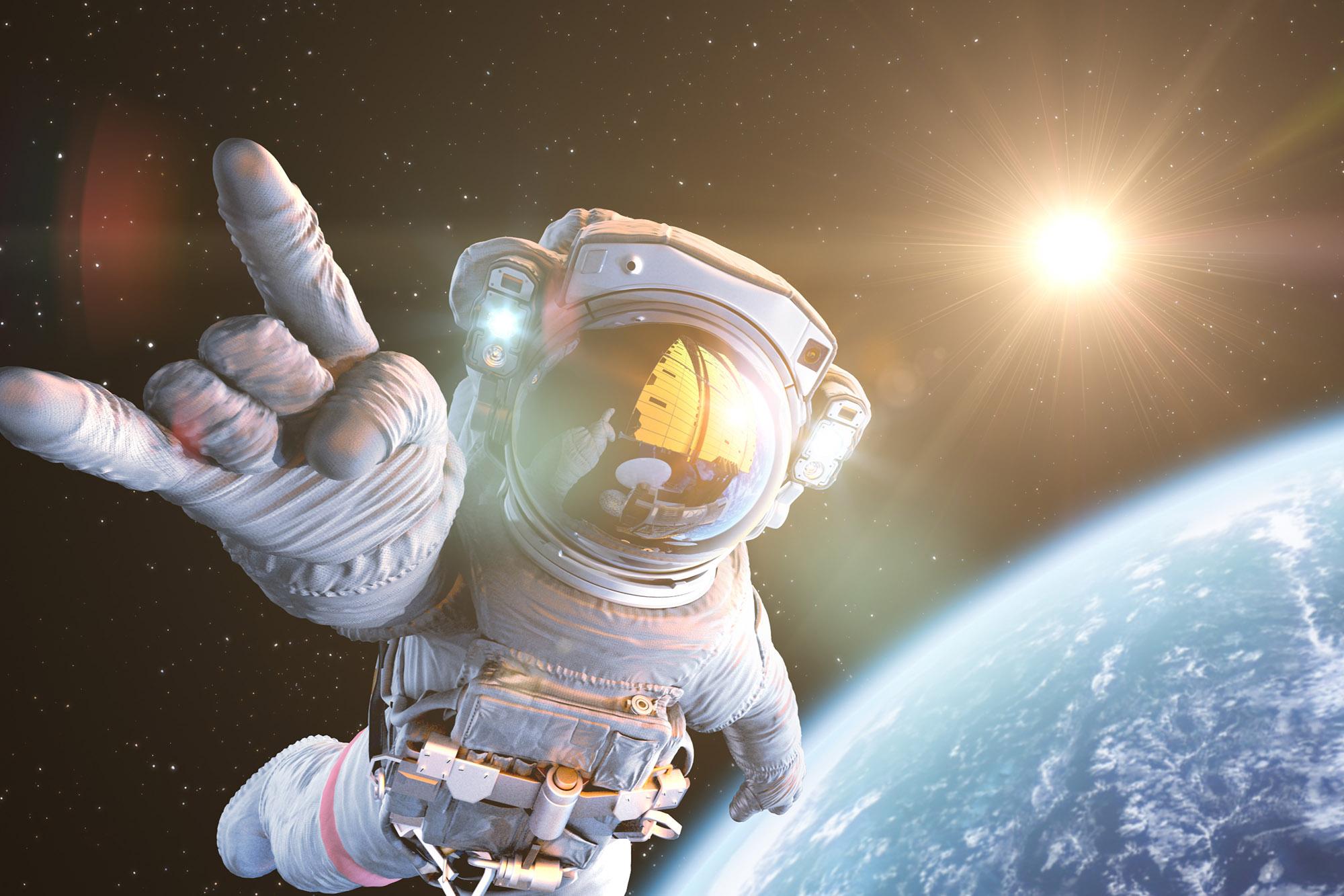 太空任务越来越漫长,太空性生活有可能实现吗?