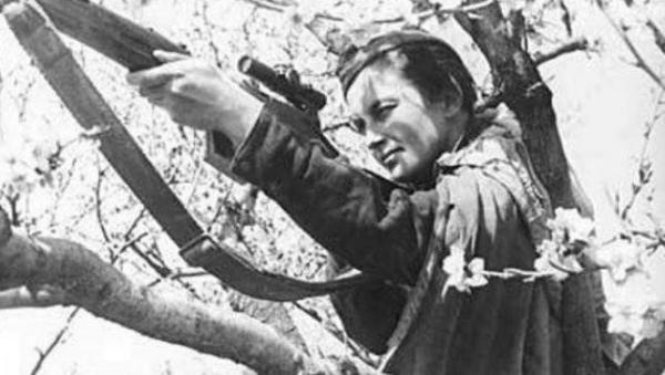 「历史上最厉害的狙击手」世界历史十大狙击手