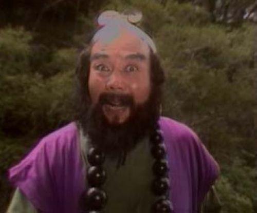闫怀礼在西游记中饰演了哪十个角色?
