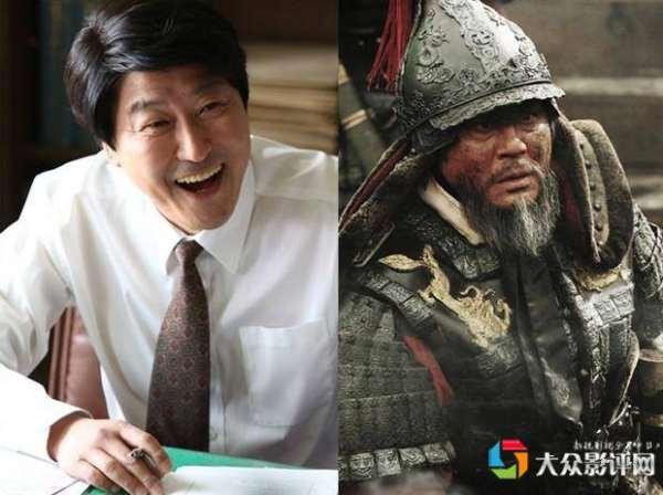 第51届韩国电影大钟奖的提名名单