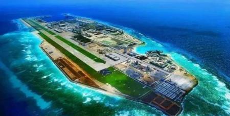 南沙永暑岛四周都是海水,为何地下会快速出现大规模淡水?