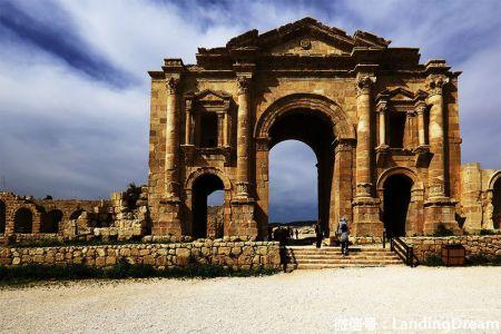 约旦旅游;约旦的旅游