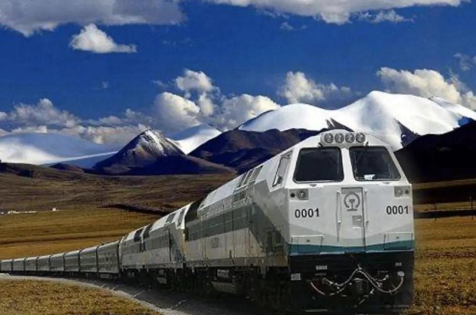 """还是技术问题?青藏铁路""""难题"""":为何用美国火车头,不用中国的"""