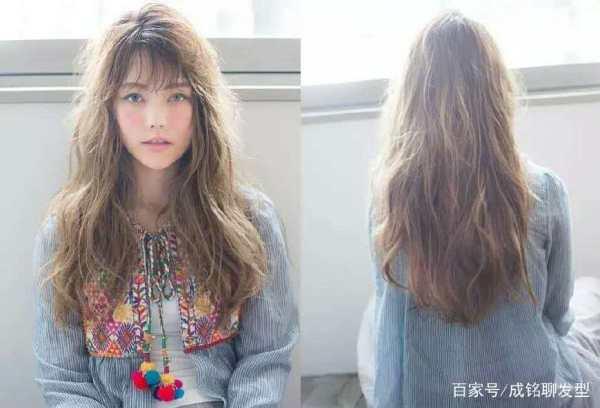 长发有哪些发型可以选择?