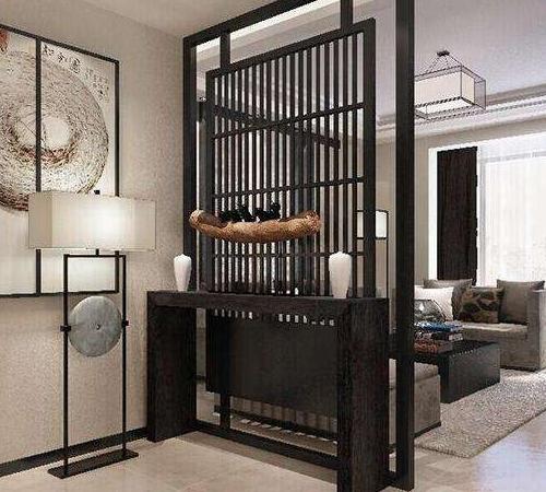 客厅装修:一进门就是客厅应该怎样设置装修啊?