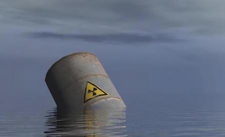 """中国""""吉林一号""""卫星:美国出现核泄漏,日本核废水排放是巧合?"""