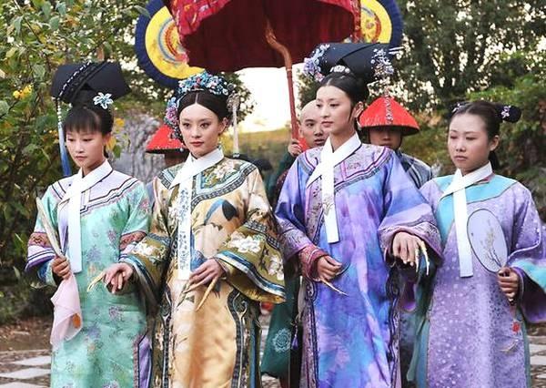 「皇帝搞嫔妃」古代最风流的皇帝是怎样玩妃子的