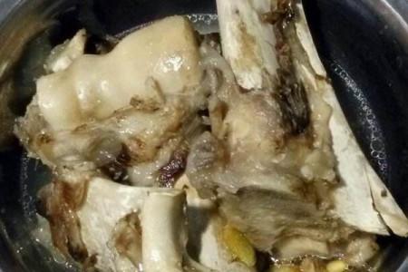 食用牛骨头有什么好处?