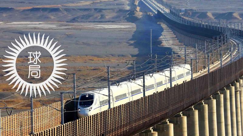 新疆,為什么造了這么多鐵路?