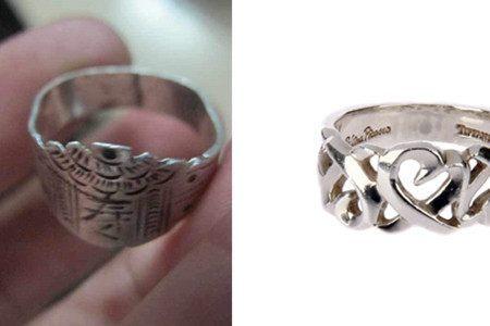 银戒指中含有铅吗 银器变黑的原因是什么?