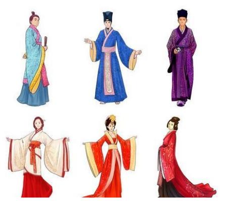民族服饰特点;各个民族的服饰特点