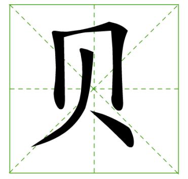 贝通网:贝字的来源。