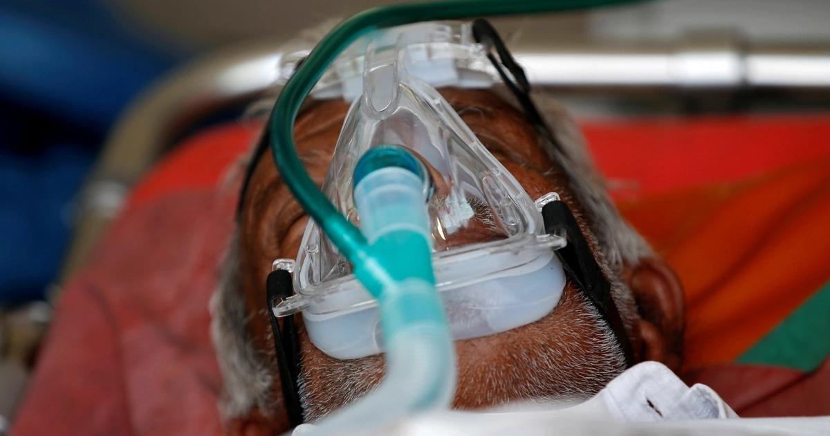 拯救印度氧气危机?用屁股呼吸:科学家正试图让人类学会倒着呼吸
