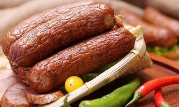你喜欢吃红肠吗,你知道哈尔滨哪里的红肠还吃吗?