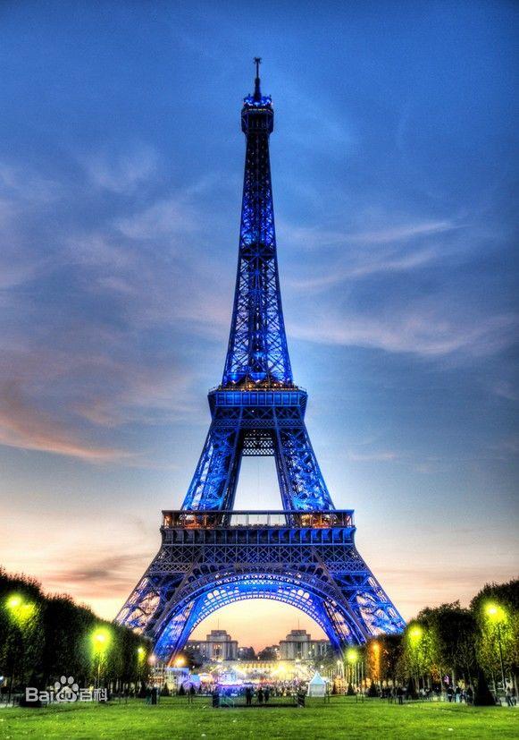 巴黎铁塔和埃菲尔铁塔有什么区别?