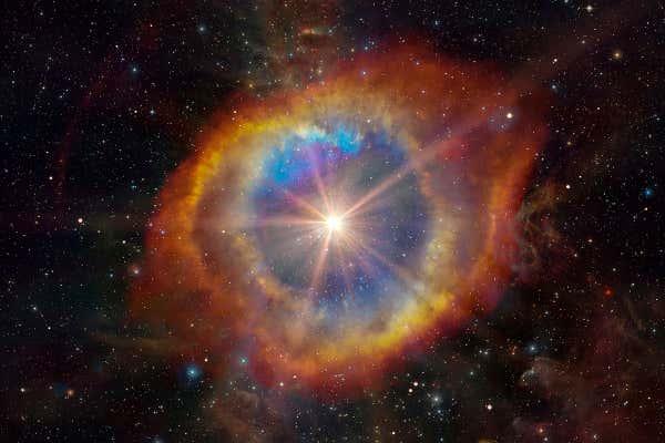 银河系边缘发现超新星爆发,超新星爆发对我们很重要?