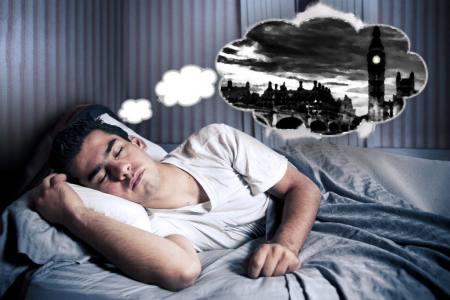 人为什么会做乱七八糟的梦?