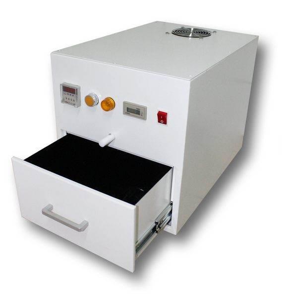 东峰烘干设备产厂玻璃油画UV固化机中型过胶UV紫外线炉天花板UV炉