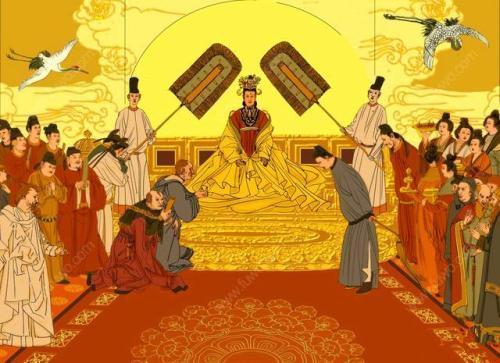 「武媚娘当了多少年皇帝」武则天当了几年皇帝