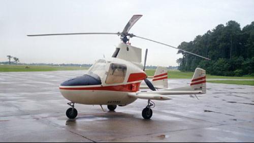 旋翼机是如何转向的?