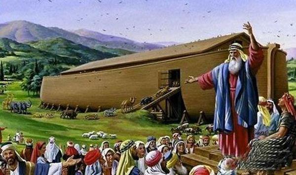 诺亚方舟的故事