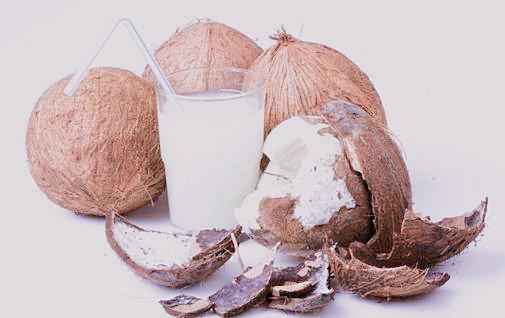 椰子的果肉能吃吗?