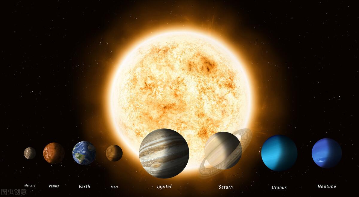 从地球到太阳,天体为什么都是球体,宇宙中有不规则的星球吗?